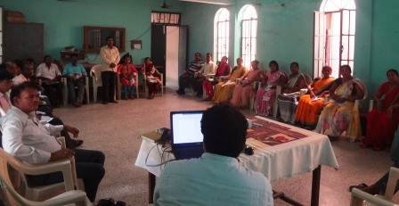 BDVS Conducted a Development Program For Students
